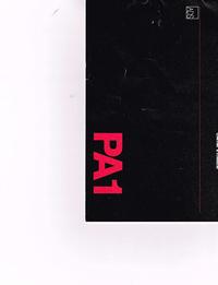 User Manual ADS PA1