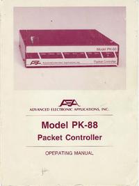 Manuale d'uso AEA PK-88