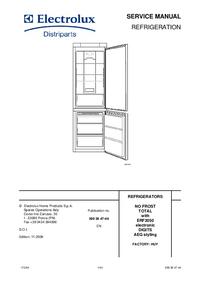 Servicehandboek AEG S75358KG3