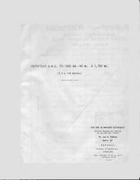 Serwis i User Manual AME 7G-1680