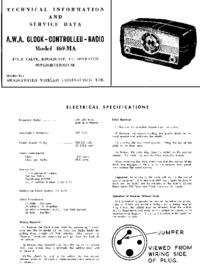 Service Manual AWA 469-MA