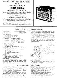 manuel de réparation AWA 577-P