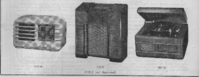 Manual de servicio AWA Radiola 801-G