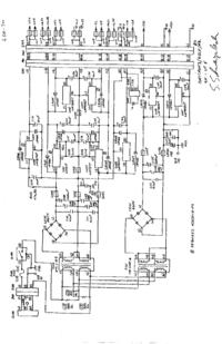 Schaltplan Adcom GDA-700