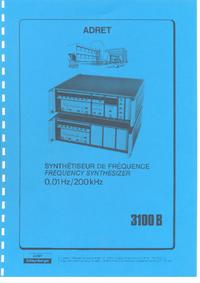 Manuale d'uso Adret 3100 B