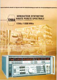 Datenblatt Adret 7200 A