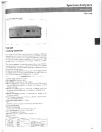 Advantest-8797-Manual-Page-1-Picture
