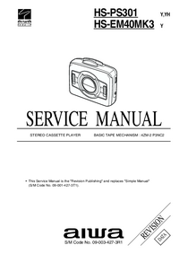 Service Manual Aiwa HS-PS301 Y