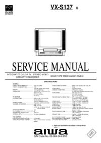 Aiwa-1393-Manual-Page-1-Picture
