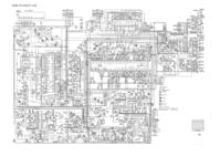 Cirquit Diagram Aiwa TV-A209