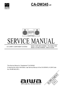 Aiwa-863-Manual-Page-1-Picture