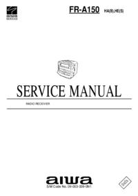 Manual de servicio Aiwa FR-A150 HE(S)