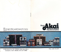 Akai-5227-Manual-Page-1-Picture