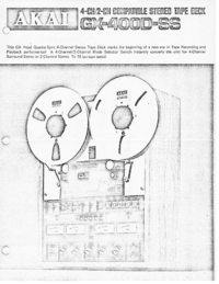 Akai-5235-Manual-Page-1-Picture