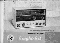 User Manual AlliedRadio R-55