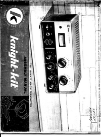 User Manual AlliedRadio T-60