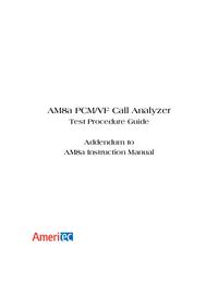 Manual do Usuário Ameritec AM8e