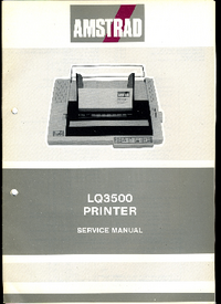 Amstrad-3042-Manual-Page-1-Picture