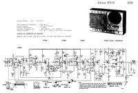 Serviceanleitung Astor P21S