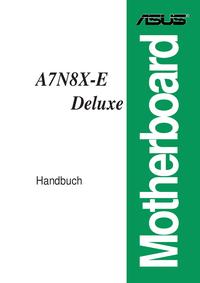 Gebruikershandleiding Asus A7N8X-E Deluxe