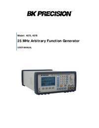 BKPrecision-8521-Manual-Page-1-Picture