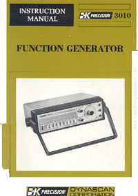 BKPrecision-8558-Manual-Page-1-Picture