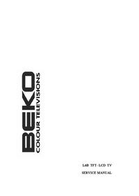 manuel de réparation Beko L6B