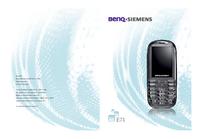 Руководство пользователя BenQ E71