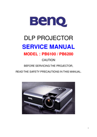 BenQ-3047-Manual-Page-1-Picture