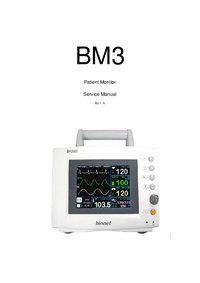 Service Manual Bionet BM3