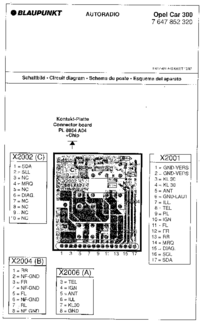 Blaupunkt-164-Manual-Page-1-Picture