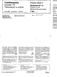 Blaupunkt-3046-Manual-Page-1-Picture
