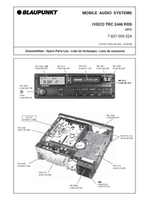 Blaupunkt-3591-Manual-Page-1-Picture