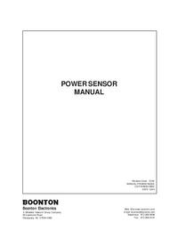 Katalog Boonton XXXXX