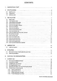 Service Manual Brother LK3-B430E