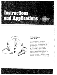 Manuale d'uso BruelKJAER 4219