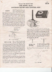 Manual do Usuário CDE AR-10