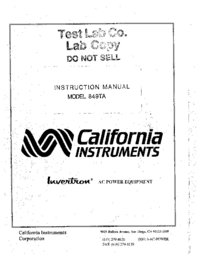CaliforniaInstruments-7409-Manual-Page-1-Picture