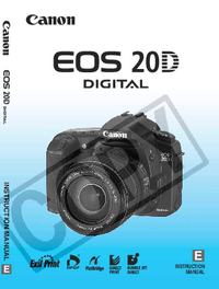 Instrukcja obsługi Canon EOS 20D