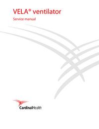Manual de servicio Cardinal VELA®