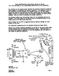 Manuale di servizio CentralElectronics BC-457