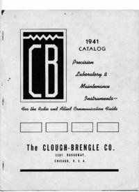 Catalog Cloughbrengle xxxxx