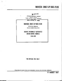 Supplément manuel de réparation Collins R390A/URR