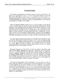Servicio y Manual del usuario Cossor 343