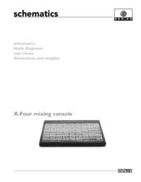Instrukcja serwisowa Crest X-Four