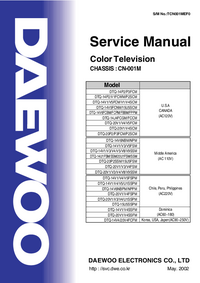 Daewoo-3880-Manual-Page-1-Picture