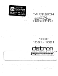 Datron-8190-Manual-Page-1-Picture