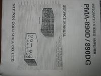 Cirquit Diagram Denon PMA-890D