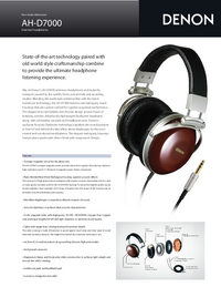 Denon-6012-Manual-Page-1-Picture