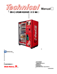 Service Manual DixieNarco GFV5000